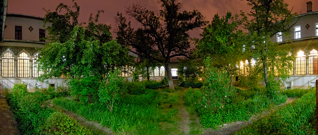 noapte alba la pensionatul domnesc de fete noaptea muzeelor 2014